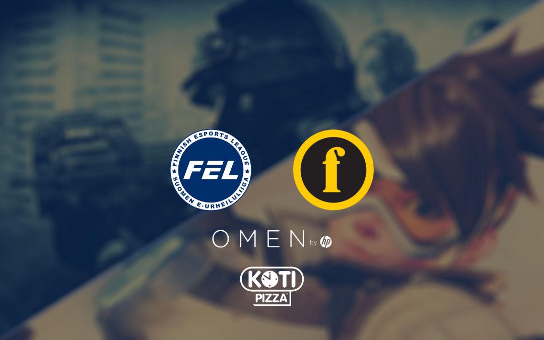FEL tuo kotimaisen esportsin Finnkinoon – 30 000 euron sarjat huipentuvat Tennispalatsissa