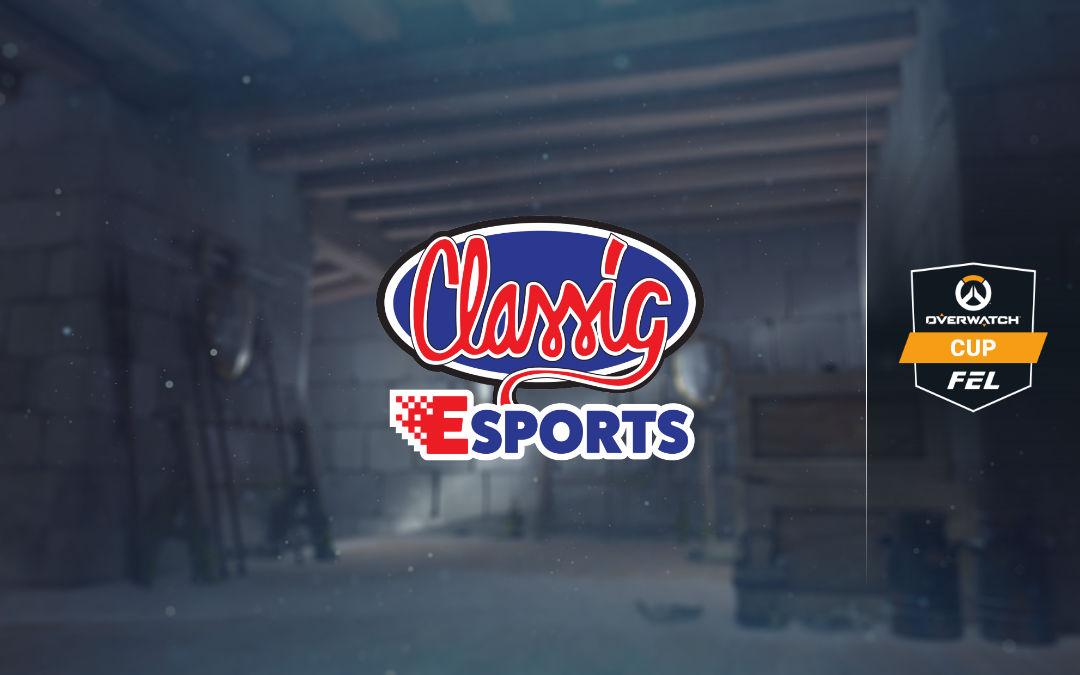 Säbäkentiltä virtuaaliareenoille: Classic Esports haluaa näyttää Overwatch Cupissa esimerkkiä seuran junioreille