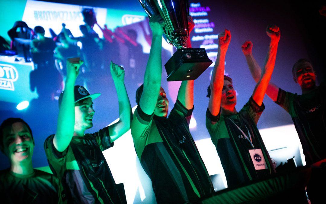 Sankaritarina törmäsi seinään Overwatch Cupin finaalissa – Team Gigantti rymisteli mestaruuteen!