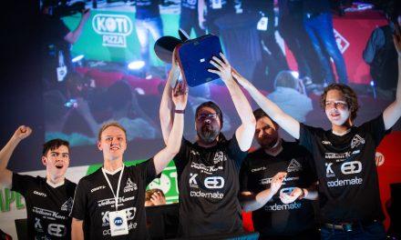 Triplamestari kaatui Finnkinossa pelatussa finaalissa – SJ Gaming on vihdoin CS-liigan mestari!