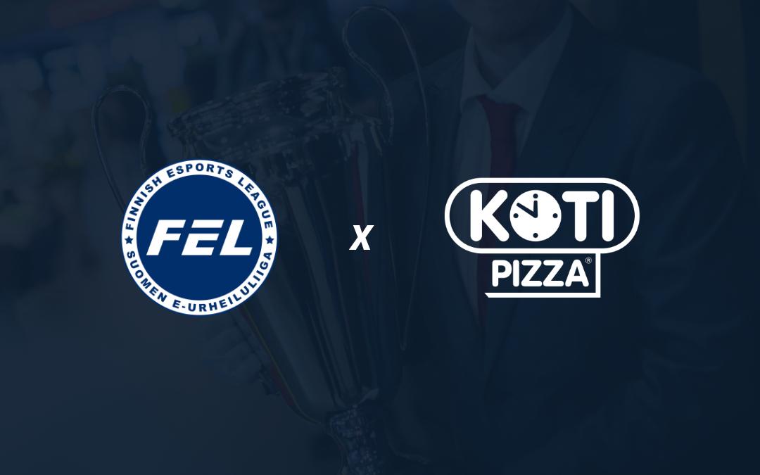 Kotipizza jatkaa FELin pääyhteistyökumppanina