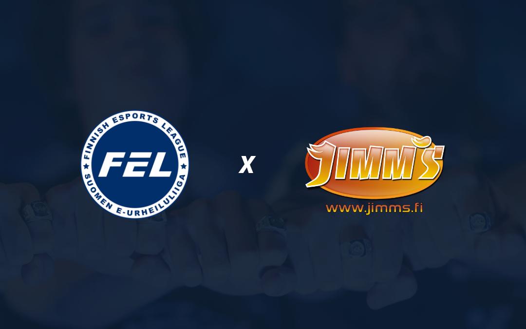 Jimm's PC-Store FELin pääyhteistyökumppaniksi
