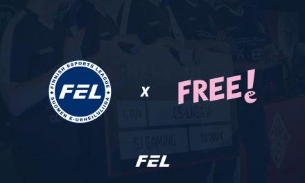 FELin yhteistyökumppaniksi FREE!
