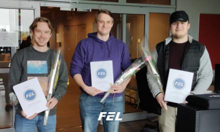 FEL palkitsi Ahlmanin esports-opiskelijoita stipendein