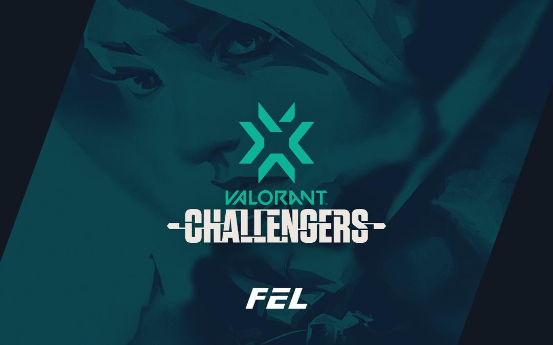 FEL näyttää VCT:n Stage 3:n Challengers-vaiheen ottelut!